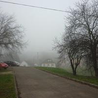 December 6. vasárnap - ködös nap