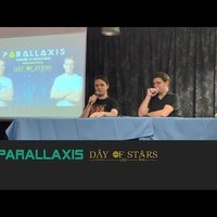Parallaxis kerekasztal a Day of Stars-on