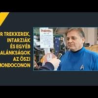 Kóbor Trekkerek, intarziák és egyéb nyalánkságok az őszi Mondoconon (2019)