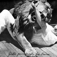 Kilencven éve halljuk az oroszlánüvöltést