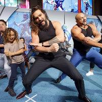 Maori tánccal ünnepelték az Aquaman bemutatóját a kék szőnyegen