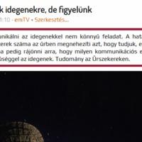 emTV.hu blogcsalád – Szerkesztési segédlet