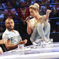 Kiss Ramóna is énekelt az X-Faktor szombati adásában