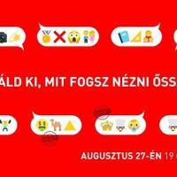 Emojikkal kommunikálja őszi műsorait a TV2