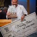 Király Péter a Konyhafőnök VIP győztese