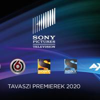 Tavaszi saját gyártású műsorok és országos premierek a Sony csatornáin