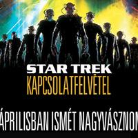 Újra mozivásznon a nyolcadik Star Trek film!