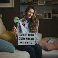 Hamarosan indul Dallos Bogi talkshowjának új évada