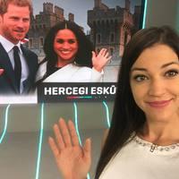 Élőben közvetíti az RTL Klub a brit hercegi esküvőt