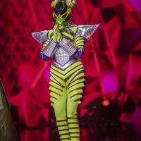 Az RTL Klubon vasárnap este az Alien vette le a maszkját
