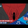 Pókember kalandjai a Disney Csatornán