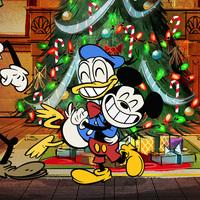 Mickey és barátai is az ünnepekre készülnek