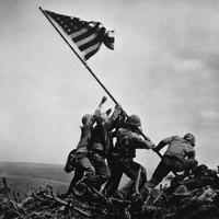 Előre beállított a II. világháború ikonikussá vált jelenete