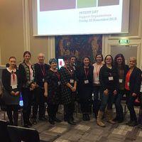 Civil találkozó az EEC2018 konferencián Bécsben! A résztvevő orszàgok a mai találkozón:Németország, Ausztria, Írország, Hollandia, Anglia, Románia, Izrael, Magyarország. Csatlakozott a találkozóhoz az EEL( European Endometriosis League), a WES( World Endometriosis Society), a WEO (World Endometriosis Organisation) vezetőségi tagja is.  #stopendo #EEL #WES #WEO #EEC2018 #együttkönnyebb