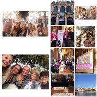 Az ESGO (Európai Nőgyógyász Onkológusok Társasága) ENGAGe (Europai Nőgyógyászati Betegszervezetek Szövetsége) csoportjának Lyonban megrendezett Patient Seminar programján vehettünk részt, a Női Liga tagjai a Mályvavirág és a Női Egészségért Alapítvány. Nagyon jó érzés volt megtapasztalni és részese lenni annak, hogy mennyire nyitott volt minden résztvevő, örömmel osztotta meg mindenki a tapasztalatait,  a szervezők és orvosok pedig gyakorlati, a mindennapi munkát támogató tanácsokkal láttak el bennünket,hálásak vagyunk minden új ismeretségért. Szívből gratulálunk Icó Tóth-nak a remek előadásért, amelyben bemutatta a Mályvavirág prevenciós tevékenységét.