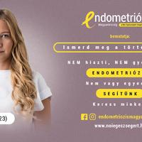 Élet endometriózissal - Tomózer Bianka története