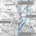 Megújul az Eurovelo 6 kerékpárút Szentendre és Budapest között