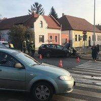 Megváltozott a forgalmi rend a 11-es út - Kovács László utca kereszteződésében