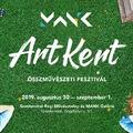 Koncertek, kiállítások és közös festés az ArtKert összművészeti fesztiválon