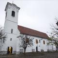 Felavatták a megszépült Keresztelő Szent János Plébániatemplomot