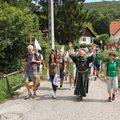 Böjte Csaba vezetésével bűnbánati zarándoklat indul Szentendréről augusztus 20-a alkalmából