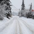 Több utcában is csúszik a hulladékszállítás a téli útviszonyok miatt