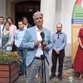 A TESZ polgármester-jelöltje mögé álltak be az ellenzéki pártok