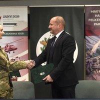 Simicskó: addig van jövője Magyarországnak, amíg vannak tartalékos katonák