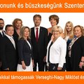 Megvannak a Fidesz képviselőjelöltjei a szentendrei választókörzetekben