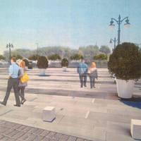 Újabb látványtervek, ezúttal a Lázár cár térről