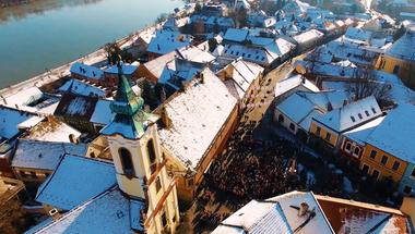 Himnusz flashmobbal ünneplik a magyar kultúra napját a Fő téren