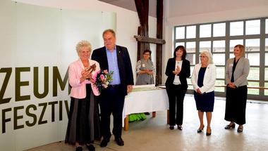 A Skanzen munkatársa kapta idén a Múzeumpedagógiai Életműdíjat
