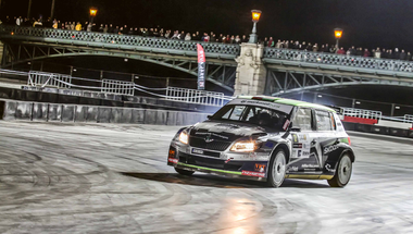 Elmarad a hétvégi Budapest Rallye