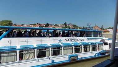 Üdv a fedélzeten! - ismét hajójárat köti össze a Dunakanyart a fővárossal