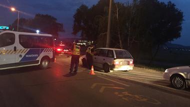 Finn módszerrel buktattak le két autóst a szentendrei rendőrök