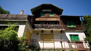 Felújítják az egykori Ságvári Endre turistaházat