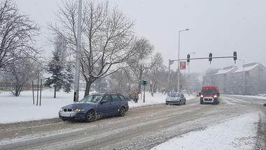 Felkészült a télre a Városi Szolgáltató, megkezdődött a téli útüzemeltetés