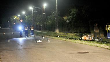 Előzetesben a Kálvária úton babakocsis nőt gázoló férfi