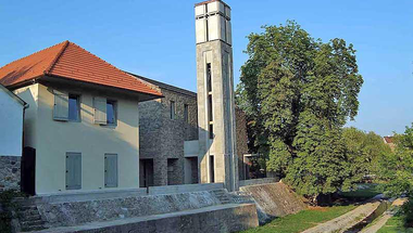 Idén lett 10 éves az evangélikus templom