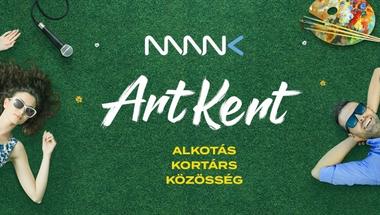 Nyitott műtermek, séták, koncertek és filmvetítés az ArtKert összművészeti fesztiválon