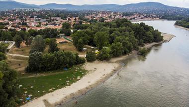 1 milliárd forintból újulnak meg a strandok a Dunakanyarban