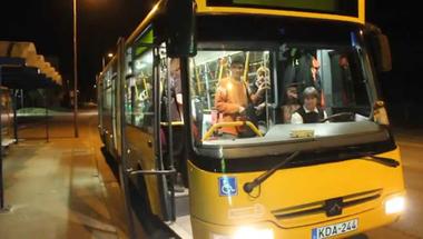 Nem indul több éjszakai busz a Dunakanyarba