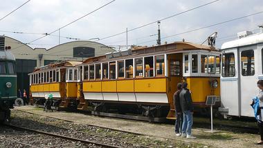Áprilistól újra látogatható a szentendrei Városi Tömegközlekedési Múzeum