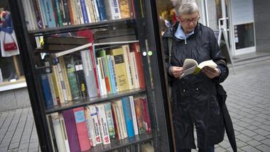 Nyílik az első KönyvMegálló Szentendrén