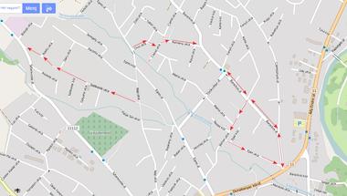 Nem tetszik az Eper utcaiaknak a pismányi közlekedés átszervezése