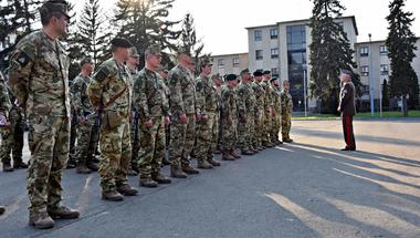 Szentendrei katonák segítik a rendőröket Nógrád megyében