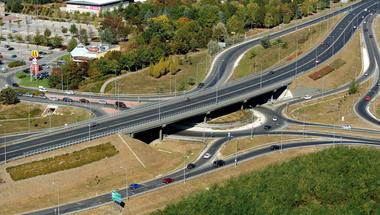 Turbó-körforgalom és zöldhullám: közlekedésfejlesztések a láthatáron