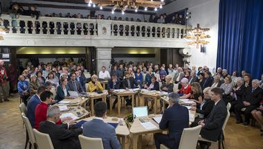 Szerdán megtartotta alakuló ülését az új képviselő-testület