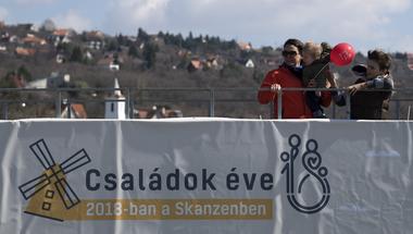 Novák Katalin a Skanzenben: A családpolitika minden eddigi vívmányát megőrizzük