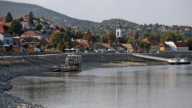 Aggasztóan alacsony a Duna: Szentendrén megdőlt a 2003-as negatív rekord